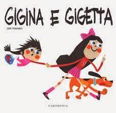 Biblioburro: Gigina e Gigetta