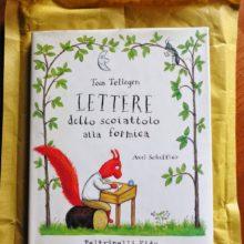 Biblioburro: Lettere dello scoiattolo alla formica