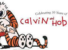 Biblioburro: Calvin & Hobbes