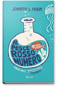 Biblioburro: Il pesce rosso numero 14