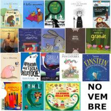 Novembre in 18 libri