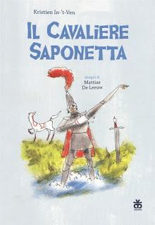 Biblioburro: Il cavaliere Saponetta