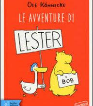Biblioburro: Le avventure di Lester e Bob