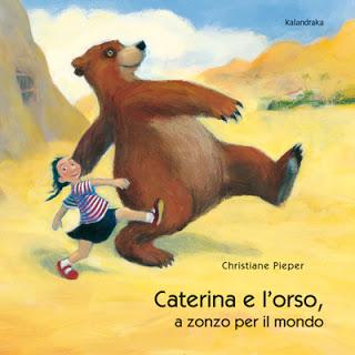 Biblioburro: Caterina e l'orso, a zonzo per il mondo