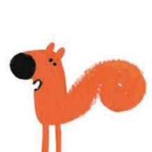 E poi uno scoiattolo