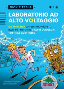 Biblioburro: Laboratorio ad alto voltaggio