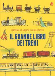 Biblioburro: Il grande libro dei treni