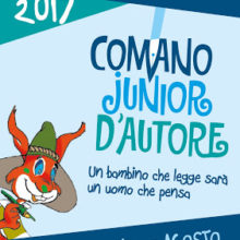 Comano Junior d'autore 2017