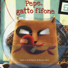Biblioburro: Pepe, gatto fifone
