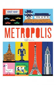 Biblioburro: Metropolis