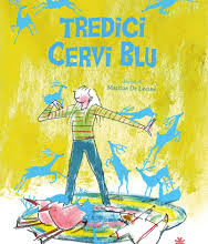 Biblioburro: Tredici cervi blu