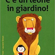 Biblioburro: C'è un leone in giardino!