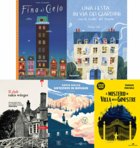 Cinque libri con…